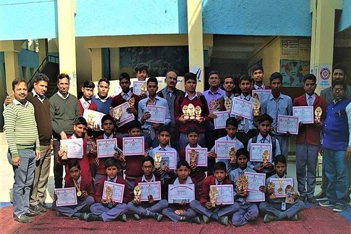 Government Boys Senior Secondary School-Achievement