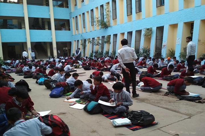Government Boys Senior Secondary School-Art