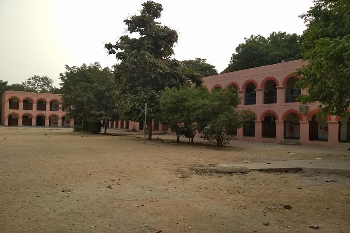 Government Boys Senior Secondary School-Campus view 1