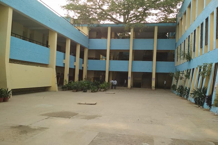 Government Boys Senior Secondary School-Campus view