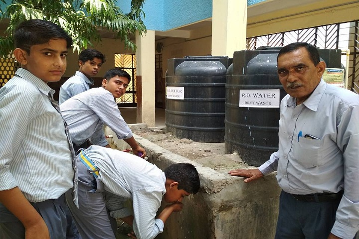 Government Boys Senior Secondary School-Drinking water