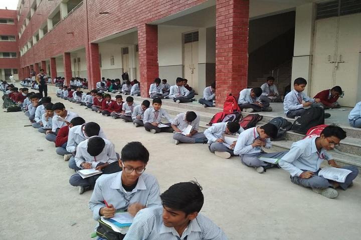Government Boys Senior Secondary School-Study hours