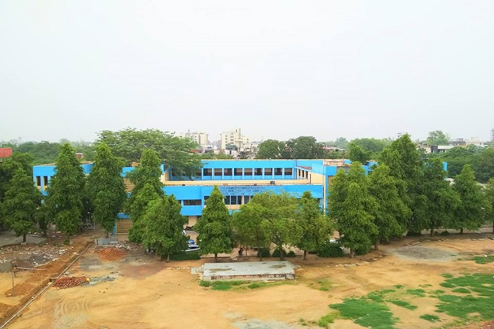 Government Boys Senior Secondary School-View of Campus