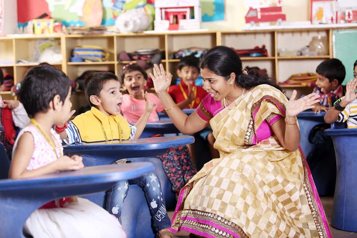 Prabodhananda Prashanti Niketan-Classroom