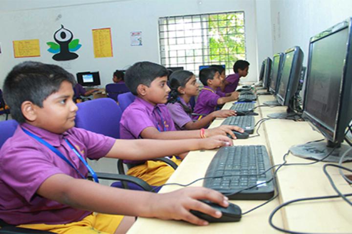 Prabodhananda Prashanti Niketan-Computer Lab