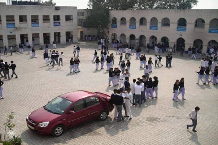 Government Co-Education Senior Secondary School-School View