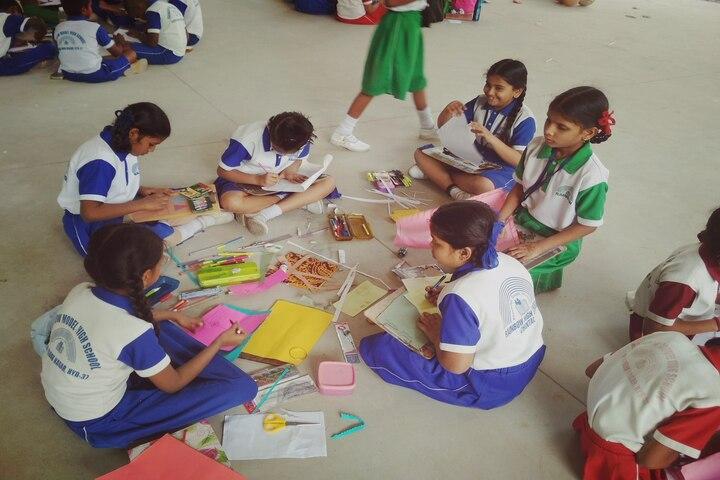 Rainbow Public School-Activity Day