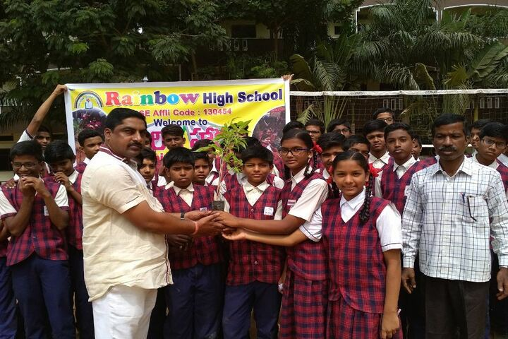 Rainbow Public School-Haritha Haram
