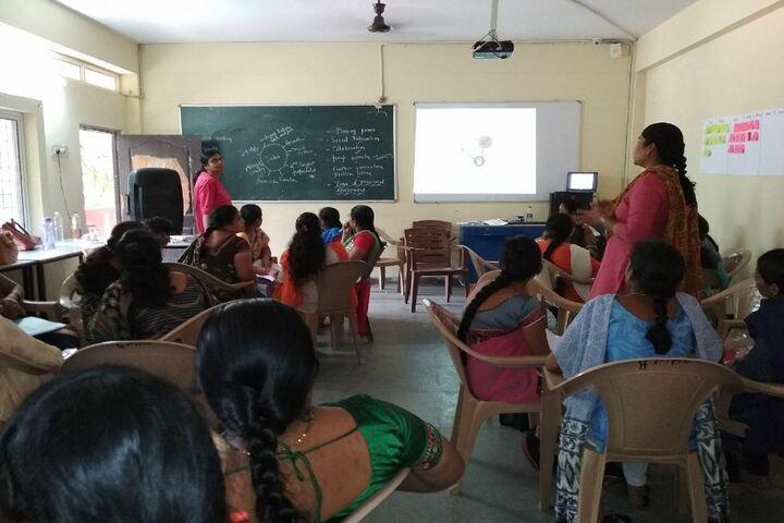 Rainbow Public School-Workshop