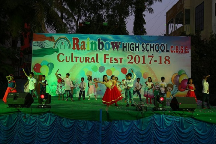 Rainbow Public School-Events