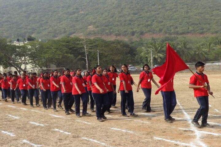 Ramanath Secondary School-Republic Day