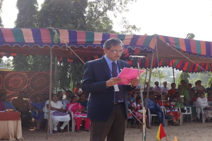 Ramanath Secondary School-Speech