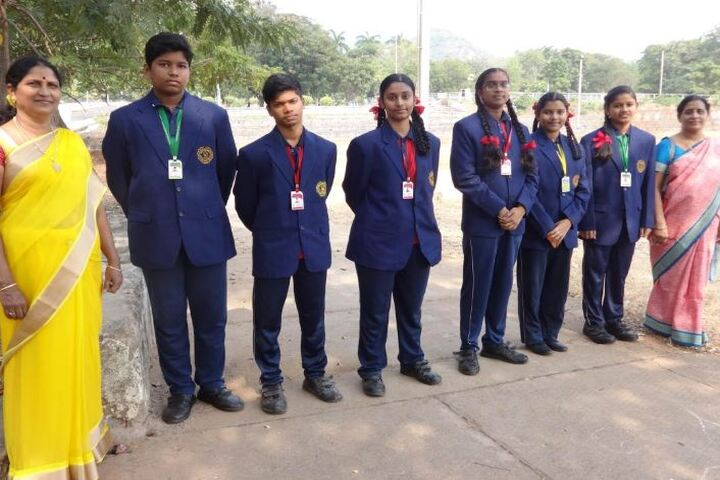 Ramanath Secondary School-Staff And Students