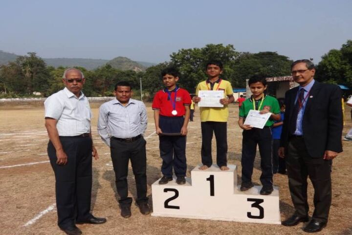 Ramanath Secondary School-Winners