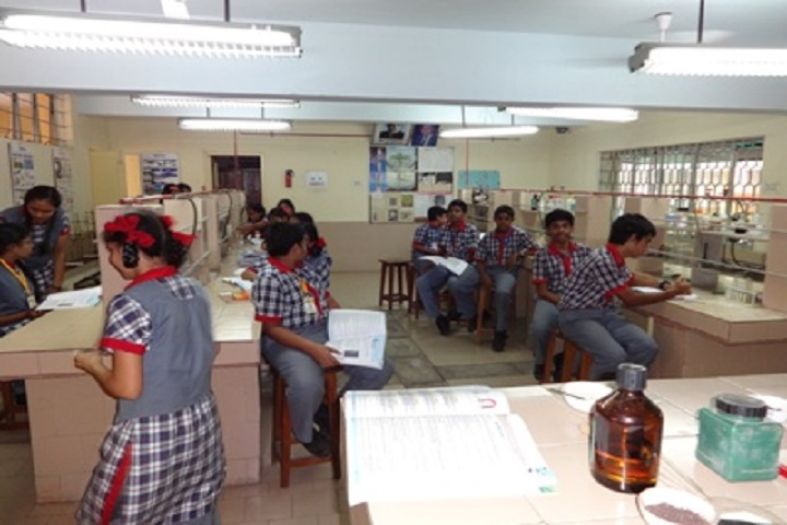 Ramanath Secondary School-Physics Lab
