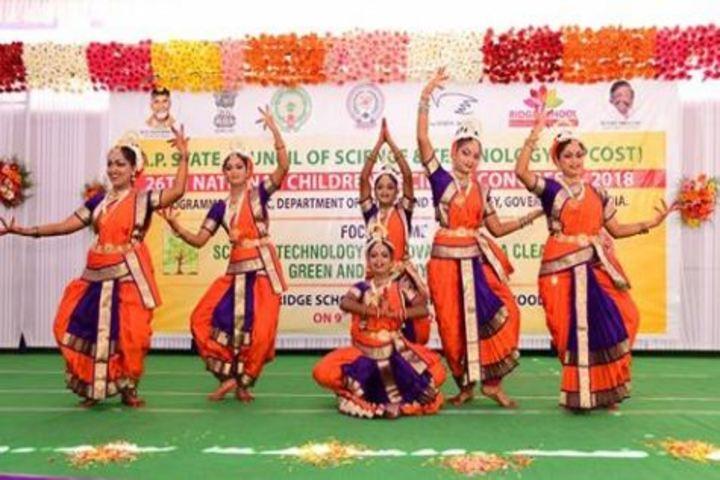 Ridge School-Traditional Dance