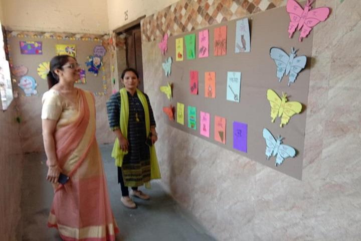 Government Girls Senior Secondary School-Art Work