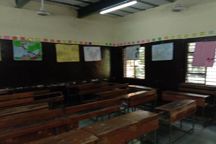 Government Girls Senior Secondary School-Class Room