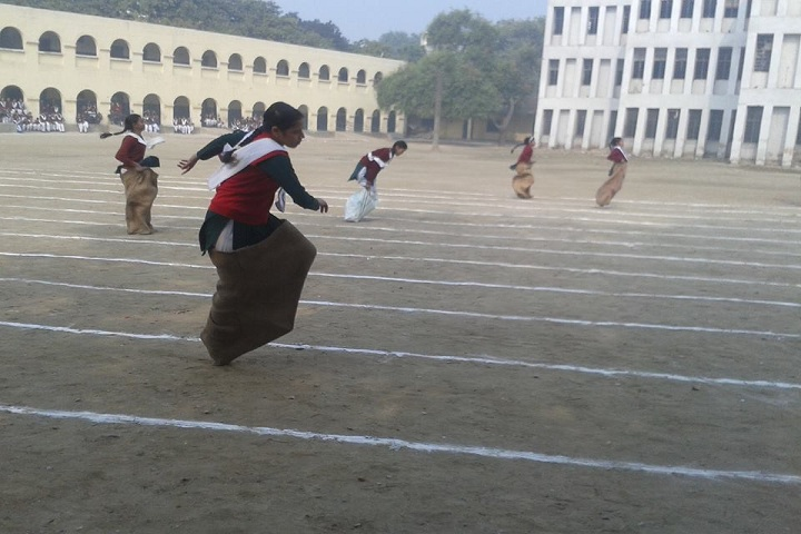Government Girls Senior Secondary School- Sports Activity