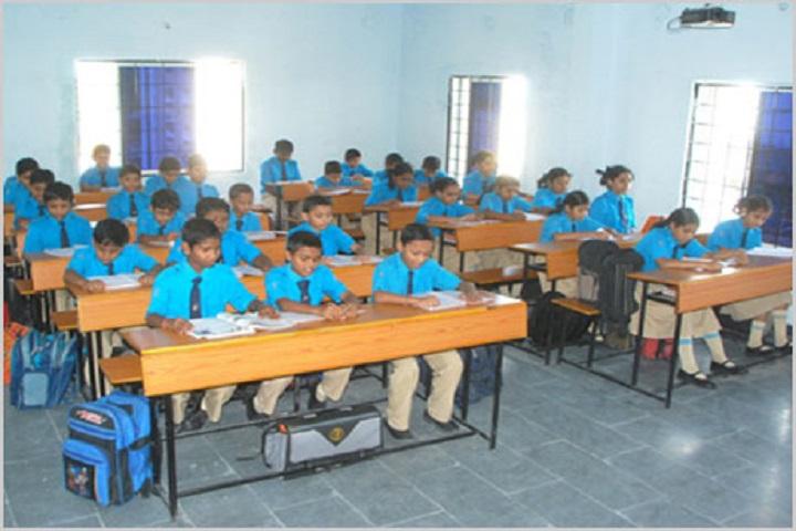 S R Digi School-Classroom