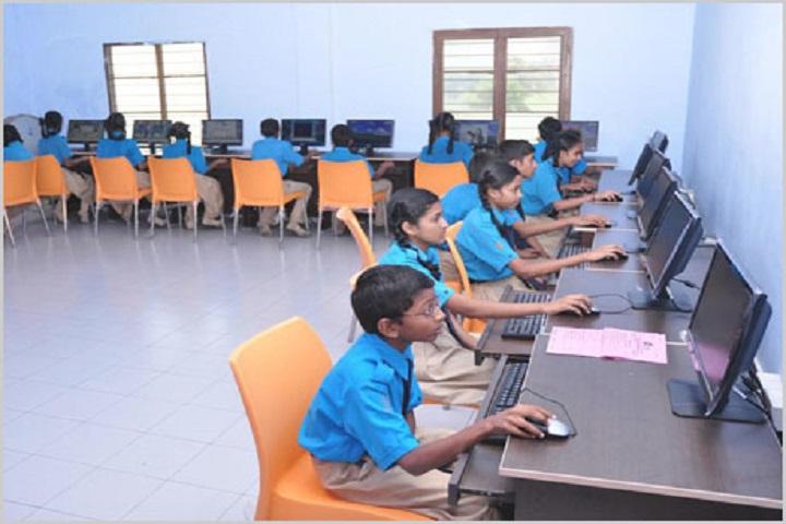 S R Digi School-Computer Lab