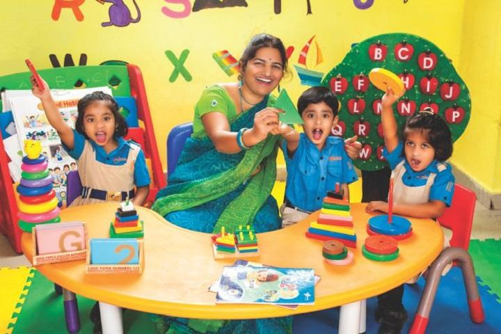 S R Digi School-Activity Room
