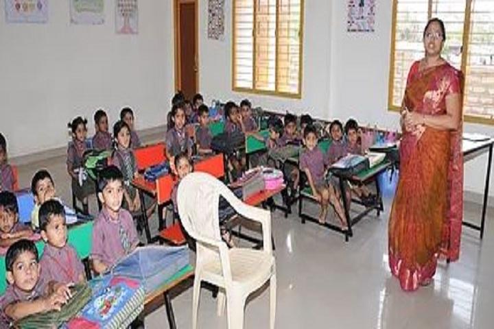 S F S School-Nursery Classroom