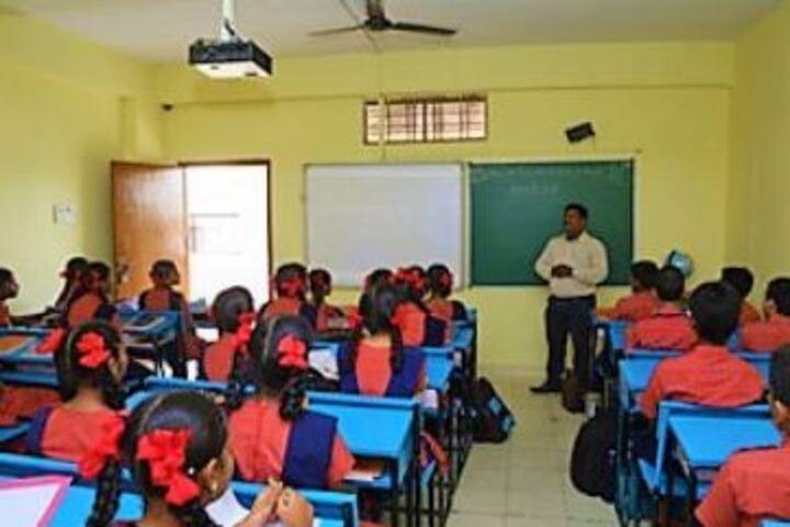Sadashiva High School-Class Room