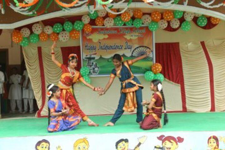 Sadashiva High School-Independence Day