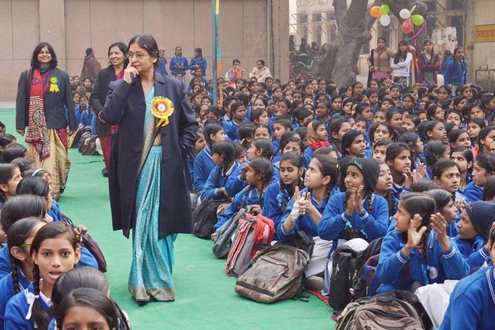 Government Girls Senior Secondary School No 1-Auditorium