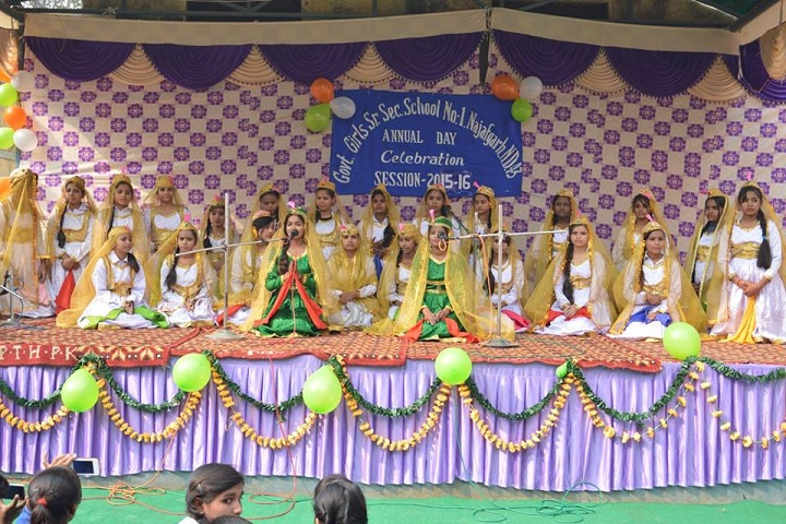 Government Girls Senior Secondary School No 1-Events