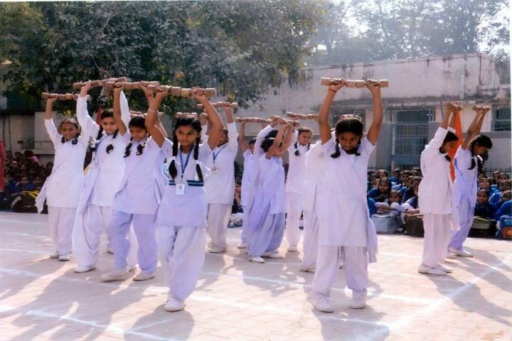 Government Girls Senior Secondary School No 1-Sports Day