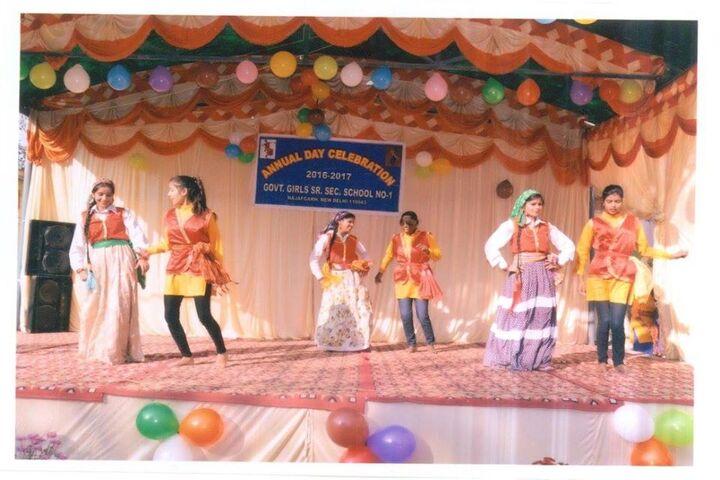 Government Girls Senior Secondary School No 1-Annual Day