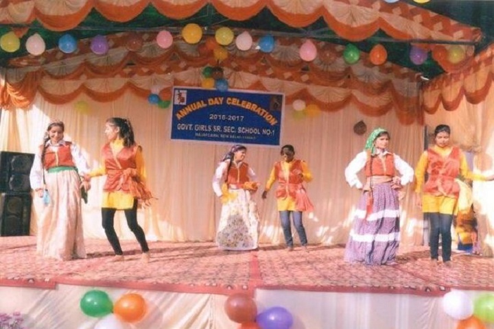 Government Girls Senior Secondary School No 1-Annual Day