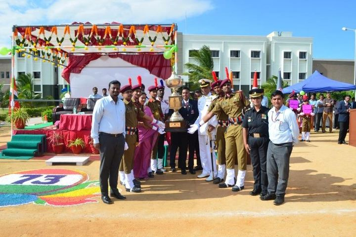 Sainik School Kalikiri-Award
