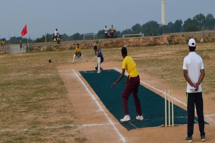 Sainik School Kalikiri-Cricket
