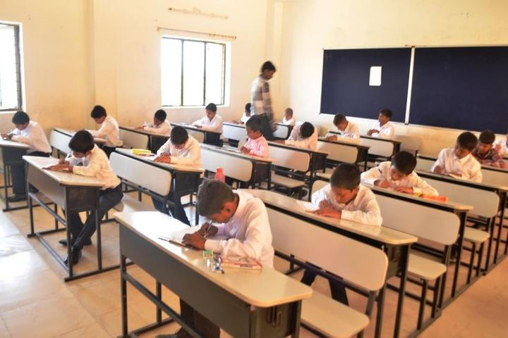 Sainik School Kalikiri-Exam Hall
