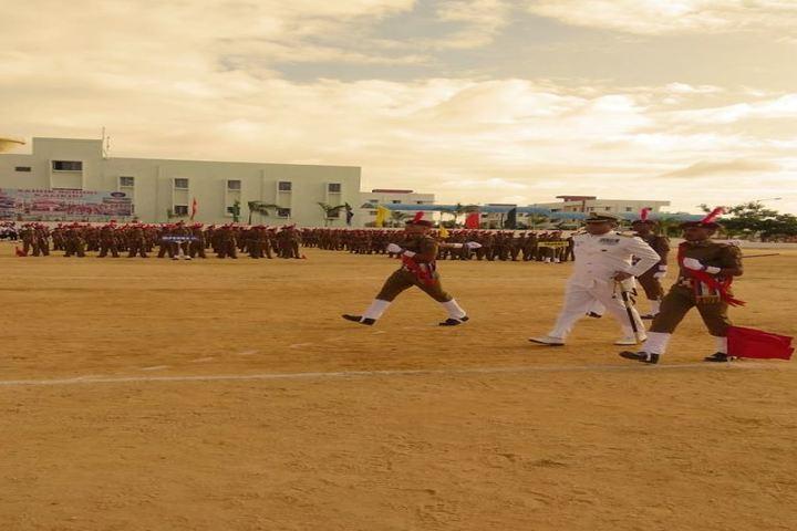 Sainik School Kalikiri-Play Ground