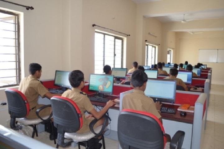 Sainik School Kalikiri-Computer Lab