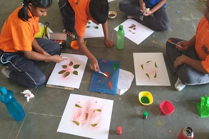 Samartha School-Art&Craft