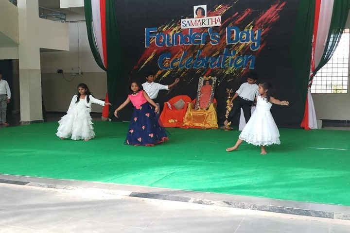 Samartha School-Dance