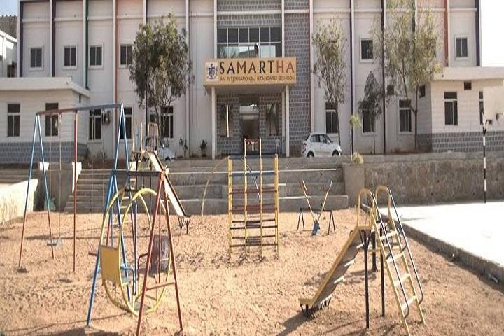 Samartha School-Campus View