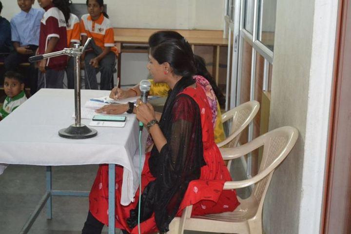 Samartha School-Meeting