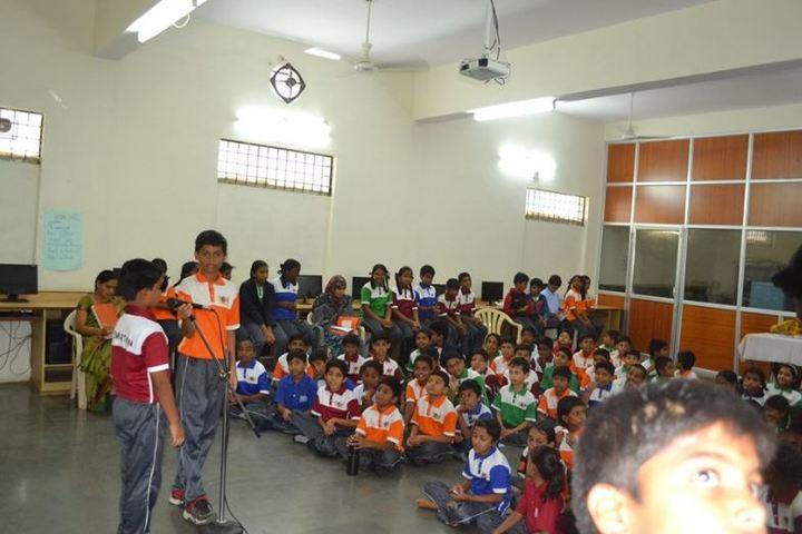 Samartha School-Speech