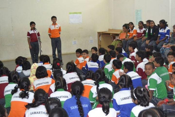 Samartha School-Students