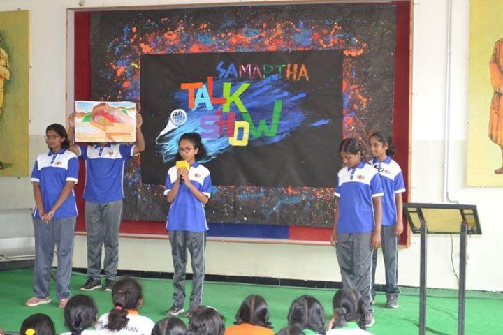 Samartha School-Talk Show