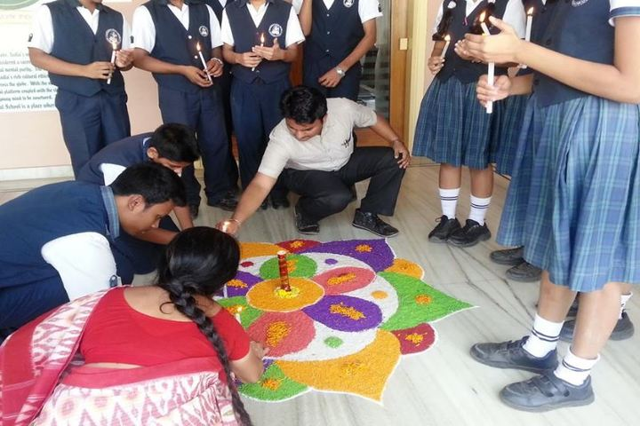 Sanskruti Global School-Celebrations