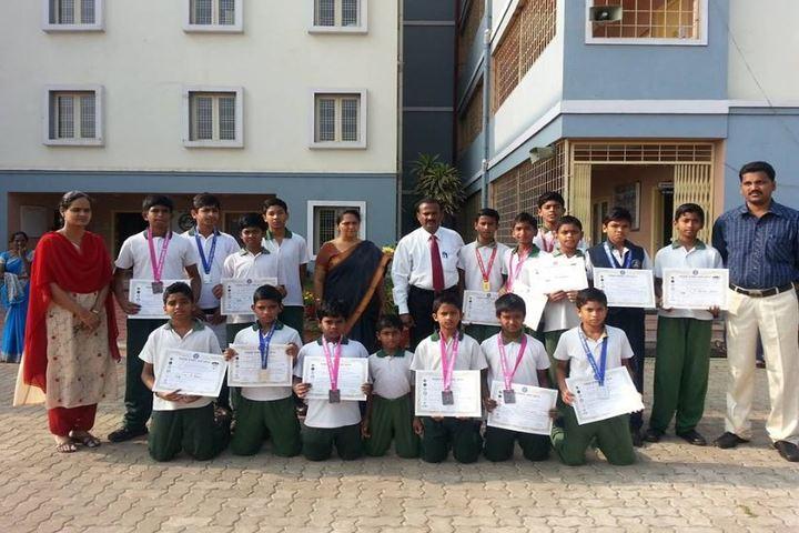 Sanskruti Global School-Certification