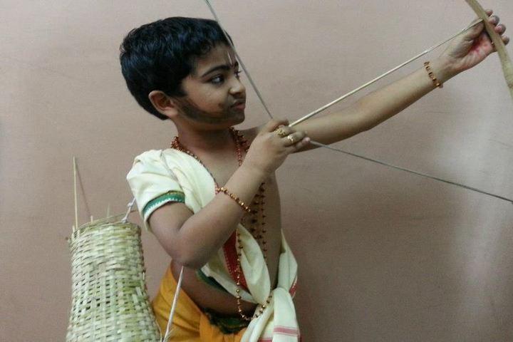 Sanskruti Global School-Fancy Dress