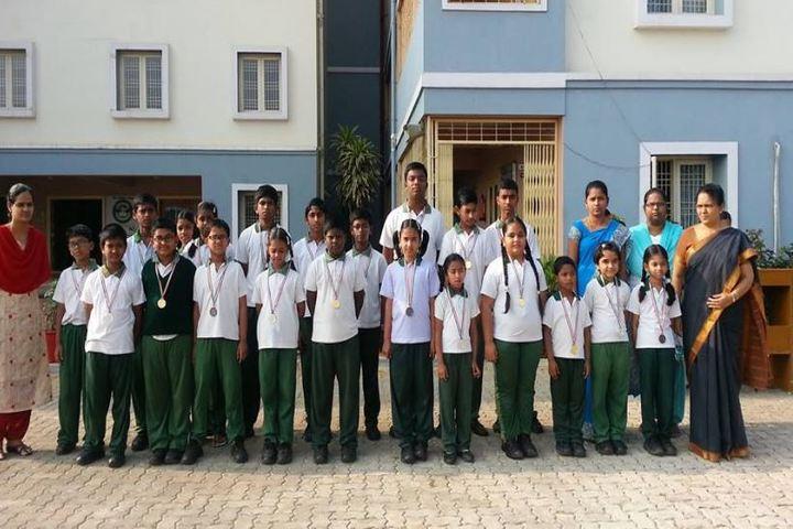 Sanskruti Global School-Group Photo